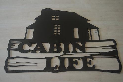 Cabin Life--Cabin