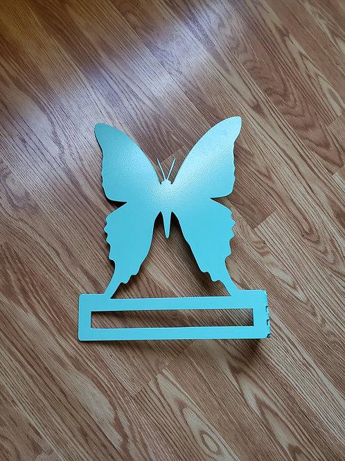 Pair of Butterfly Single-Shelf Brackets