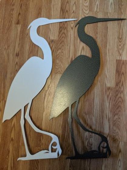 Lifesize Heron w/Mounting Bracket