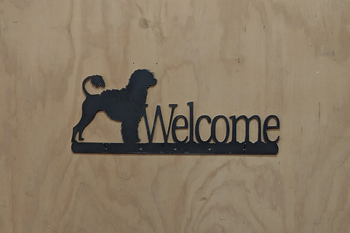 PWD Lion Cut-Welcome