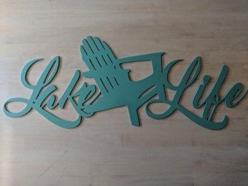 LakeLife w/Chair