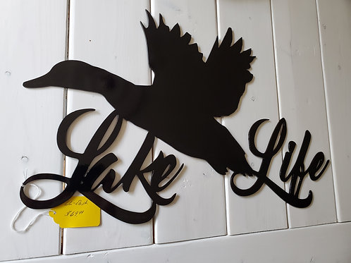 Clearance: Lake Life--Duck