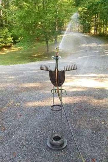 Sprinkler Water Bird