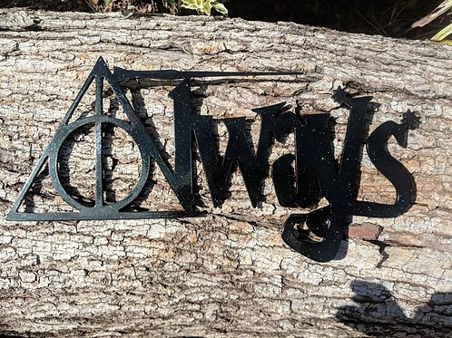 HP_Deathly Hallows, Always, and Wand