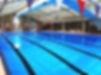 Headington School Pool Swimming Lessons in Oxford