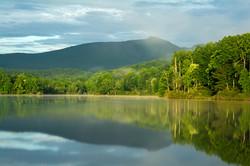 Reflection on Price Lake