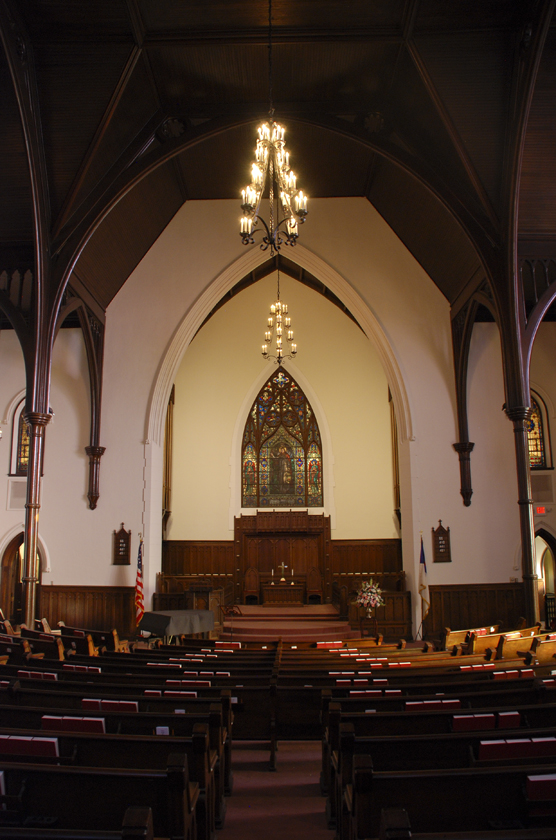 FBC of Lynchburg Interior