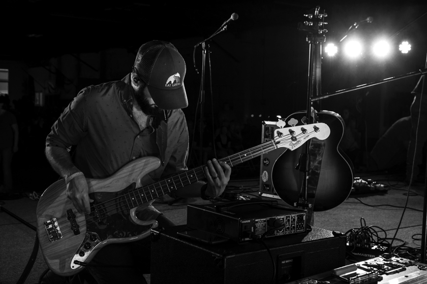 Brandon Sturgil of Folk Soul Revival
