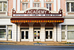 Entry to Academy of Fine Arts Lynchburg, VA