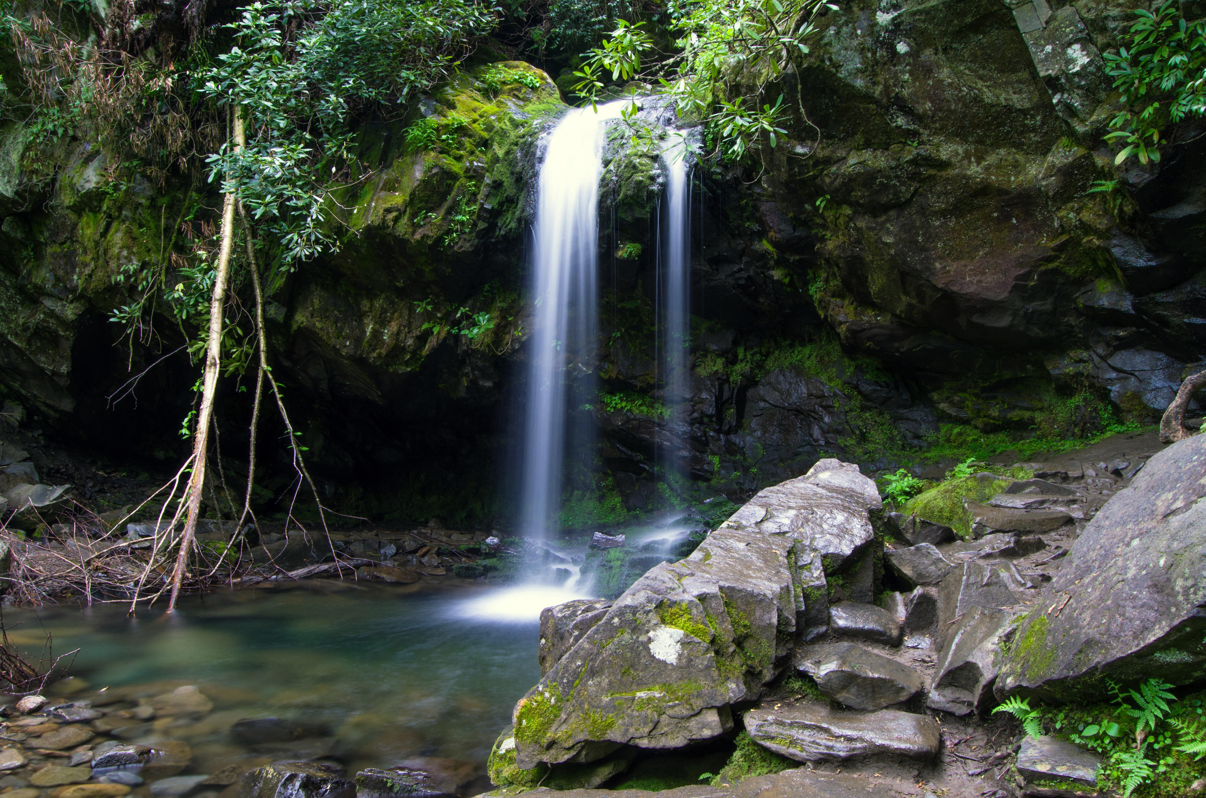 Grotto Falls, GSMNP