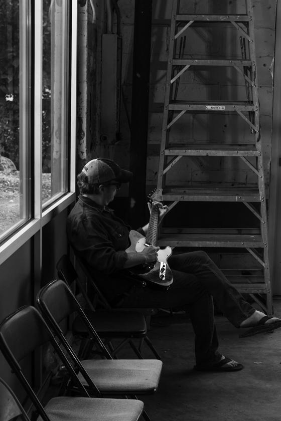 Chad Light of Folk Soul Revival