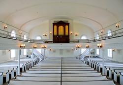 Lee Chapel Interior, Lexington, VA