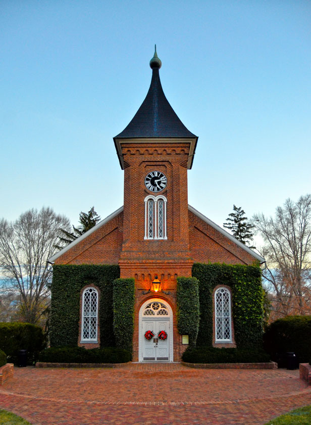 Lee Chapel, Lexington, VA
