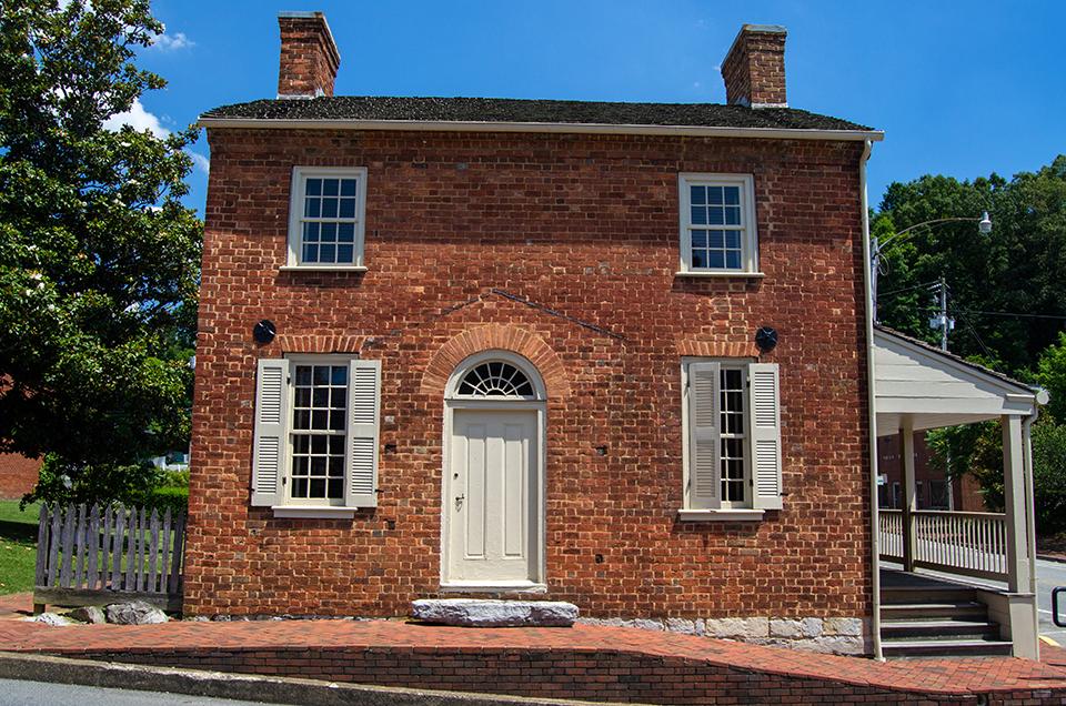 Andre Johnson National Historic Site