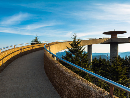 "Alone at Clingman""s Dome"