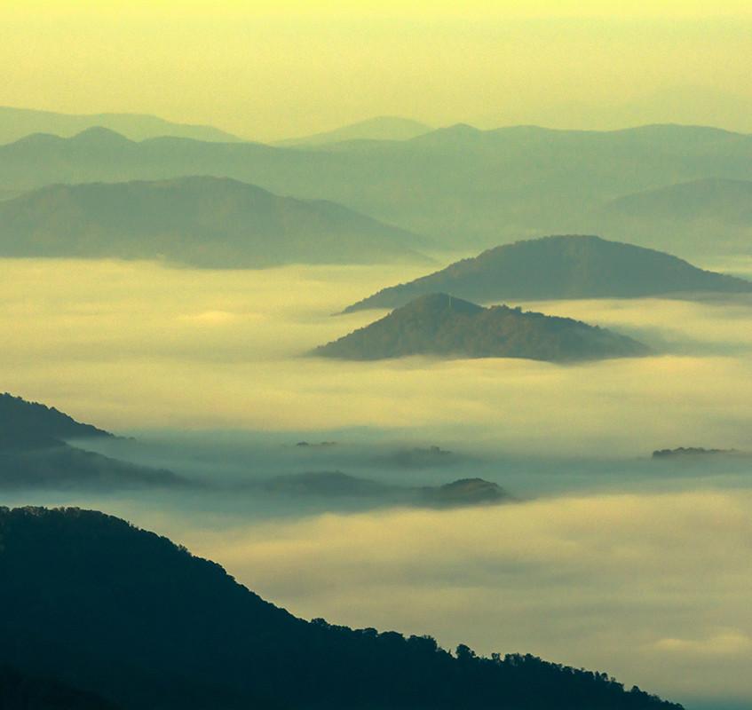 Golden Mountain Islands