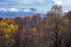 Autumn & the Peaks of Otter
