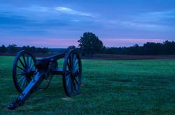Blue Hour Along Manassas National Battle