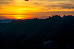 Summer Sunset at Breaks