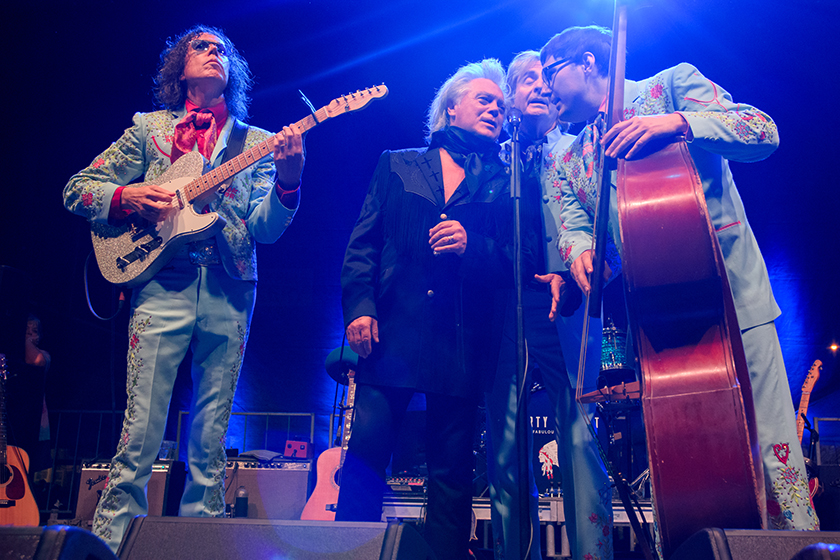Marty Stuart & the Fabulous Superlat