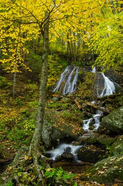 Autumn at Wigwam Falls