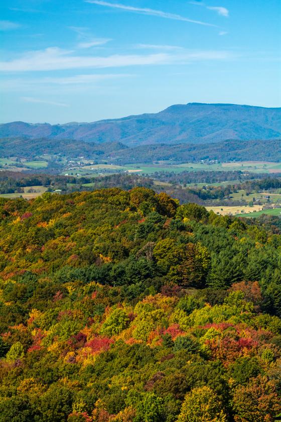 Autumn in SW Virginia