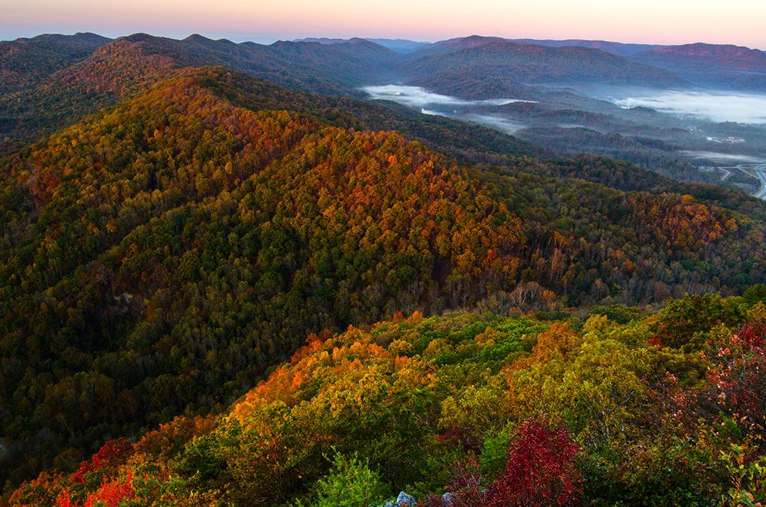Autumn Sunrise