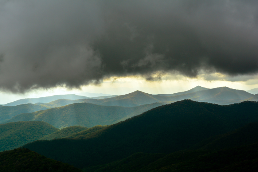 Light Shaft in the Valley8