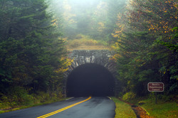 Devil's Courthouse Tunnel