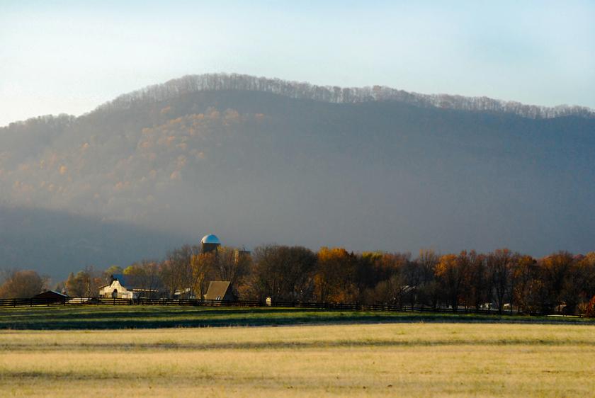 Autumn in Church Hill