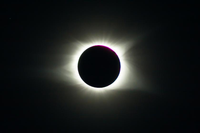 2018 Total Solar Eclipse
