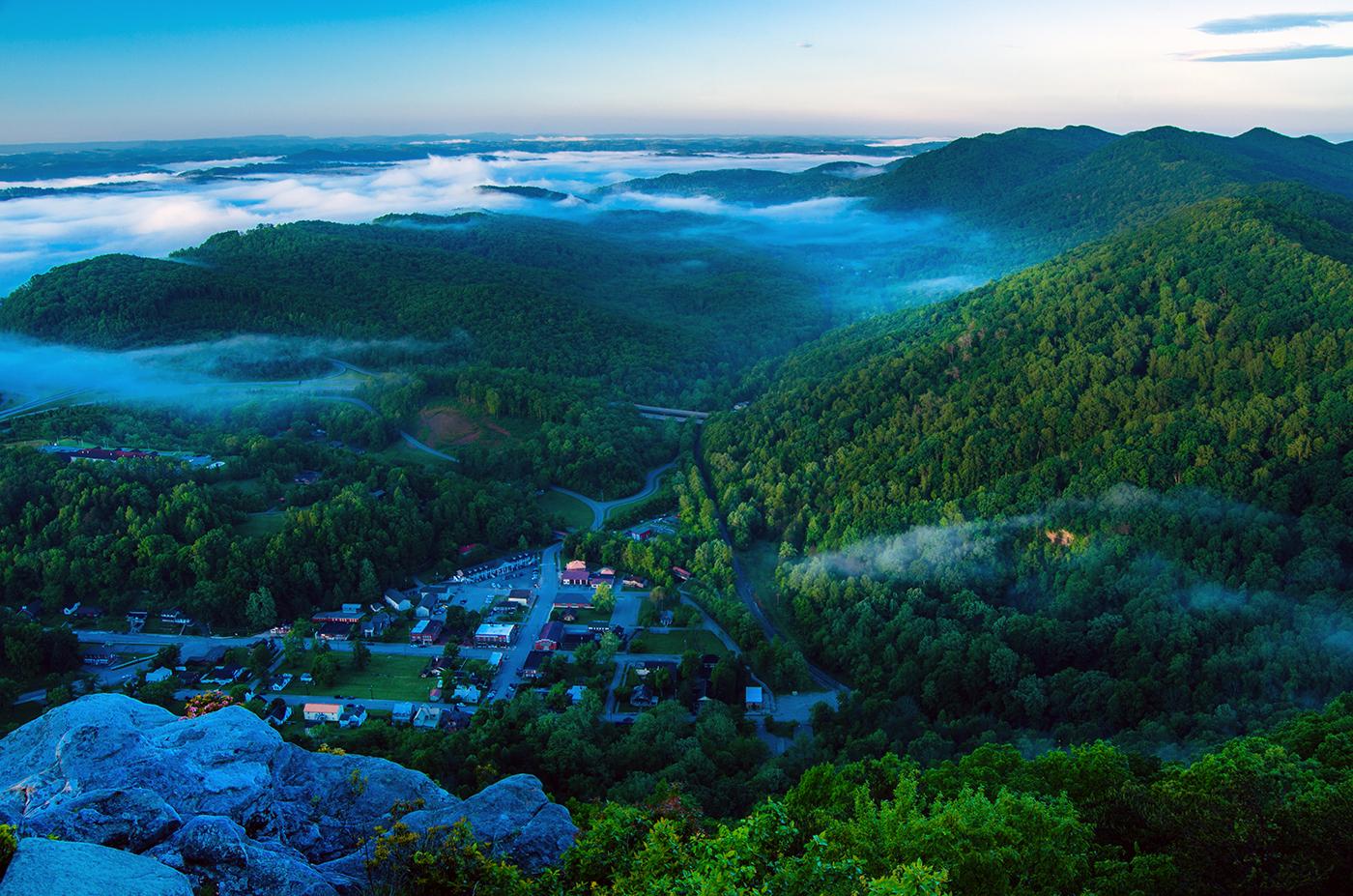 Good Morning Cumberland Gap