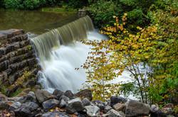 Little Otter Lake Falls