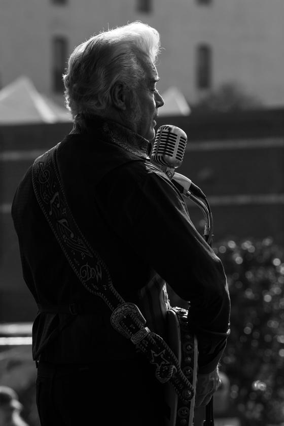 Dale Watson at Bristol Rhythm and Roots.