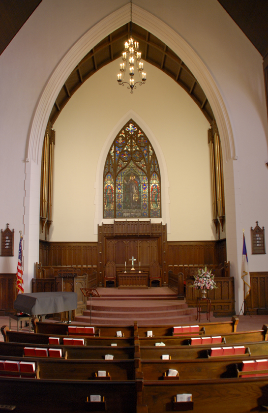 FBC of Lynchburg Interior 2