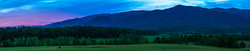 Blue Hour at Cades Cove