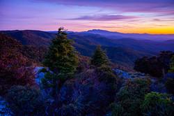 Autumn Grandfather Mountain View