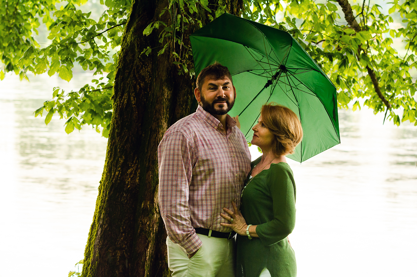 Couples Portrait - Laurel Run
