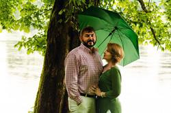 Couples Portrait - Laurel Run