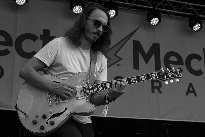 Guitarist for The War & Treaty