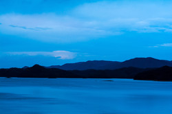 Blue Hour at South Holston Lake