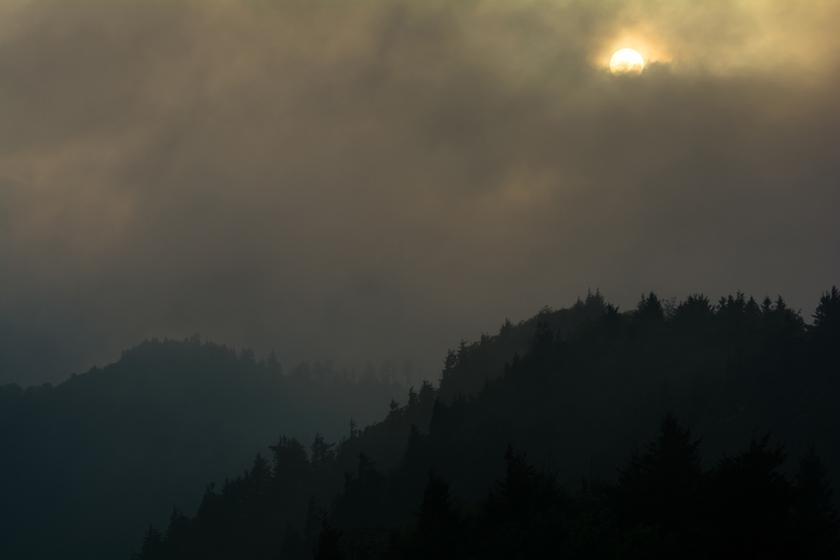 Sun and the Smoky's