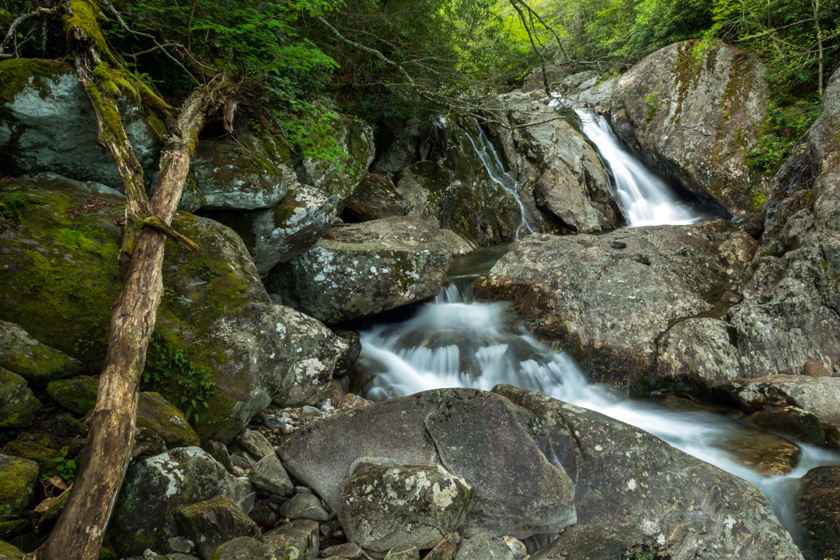 Green Creek Falls