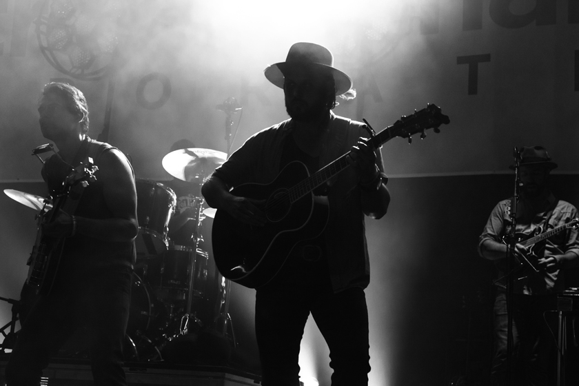 Chance McCoy of Old Crow Medicine Show
