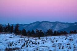 A Blue Ridge Winter