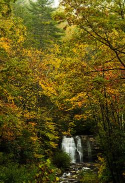 Autumn at Meigs Falls