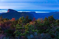 Autumn Morning from Hawksbill