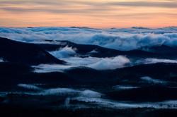 Blue Ridge Cloud Inversion