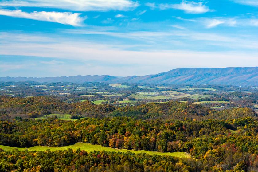 Autumn Along SW Virginia
