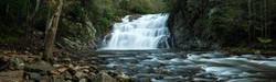 Laurel Falls AT Pano